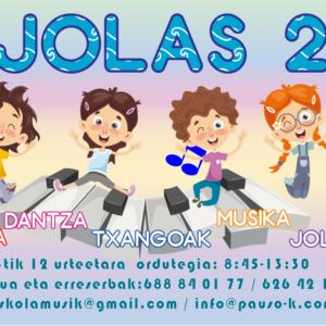 skola musik-verano-ludoteca-IRUN