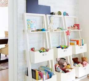 ¡ Y toca recoger y organizar juguetes !