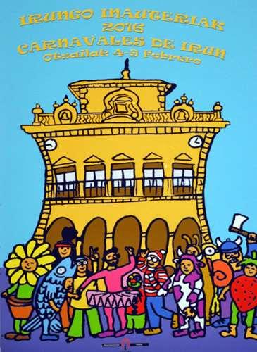 Carnaval 2016 en la Comarca del Bidasoa