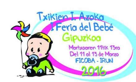 I Feria de los txikis en Irun