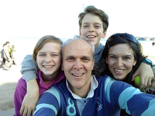 Aprender inglés en familia inglesa en Hendaia