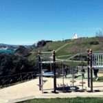 Parque de Sainte Barbe en San Juan de Luz