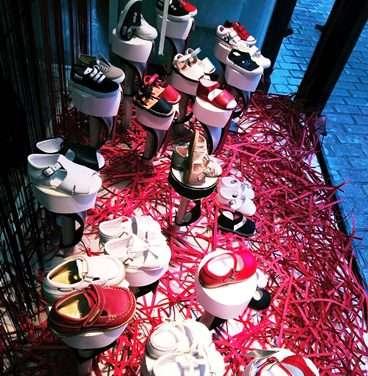 Calzado para San Marciales en la zapatería Correcaminos Mic Mic de Irun