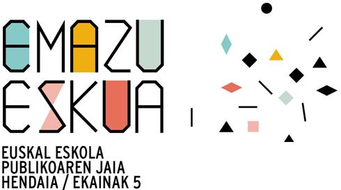 Emazu Eskua: Euskal Eskola Publikoaren jaia, el domingo en Hendaia
