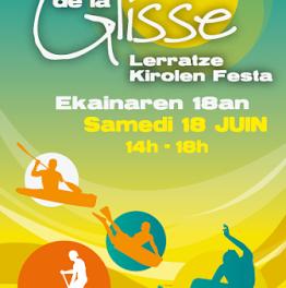 Lerratze Kirolen Festa, este sábado 18 de junio en Hendaya