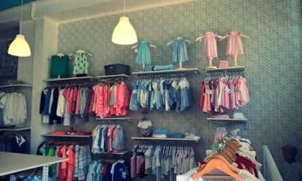 Ypapu moda infantil ahora en Fermín Calbetón de Irun
