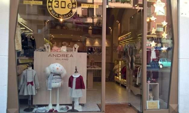 Tienda de ropa infantil en Irun :  Andrea Milano