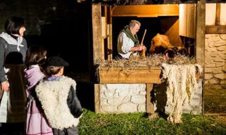 Navidad: el Belén viviente de Hondarribia