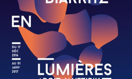 """Biarritz en lumières´´: plan espectacular navideño"