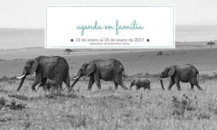 Agenda para el fin de semana del 13 al 15 de enero
