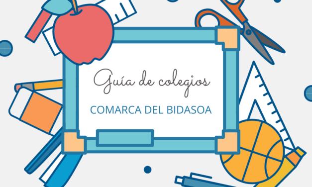 GUÍA DE COLEGIOS COMARCA DEL BIDASOA