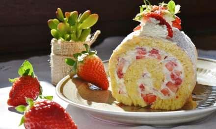 Meriendas de cumpleaños saludable