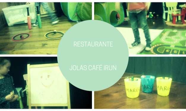 """Restaurante con niños: """"El café Irun"""""""