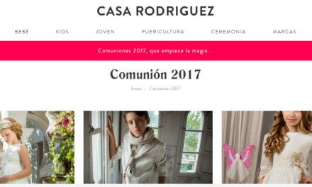 Comunión en Casa Rodríguez