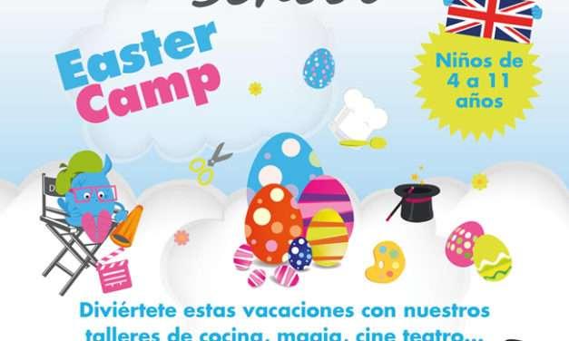 """""""Easter Urban Camp"""" en Kids Brain School"""