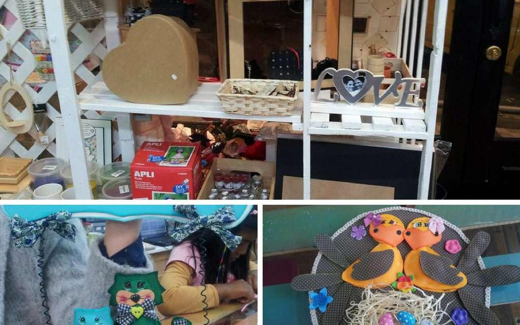 Arte Infinitum, taller de artesanos en Irun