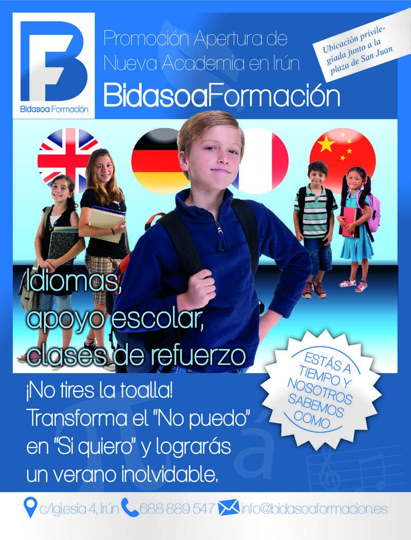bidasoa_formación_refuerzo_escolar