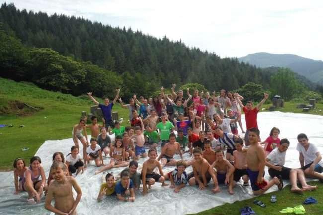 campamentos de verano arritxulo-txiribuelta-oiartzun