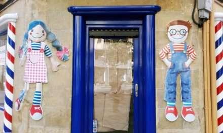 Nueva apertura de la tienda de juguetes Tartufa