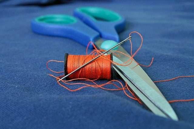 arte infinitum-clases de costura-niños-Irun