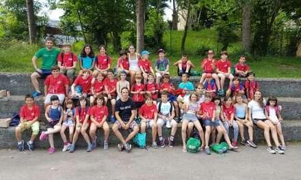Campamentos multideporte en el BAT: julio y agosto