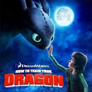 Cómo entrenar a tu dragón_Cinema for kids_sala polivalente del CBA_Irun