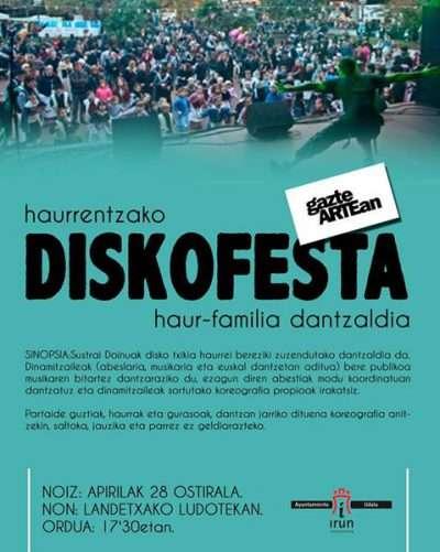 diskofesta_LUDOTECA KATEA-VENTAS_IRUN