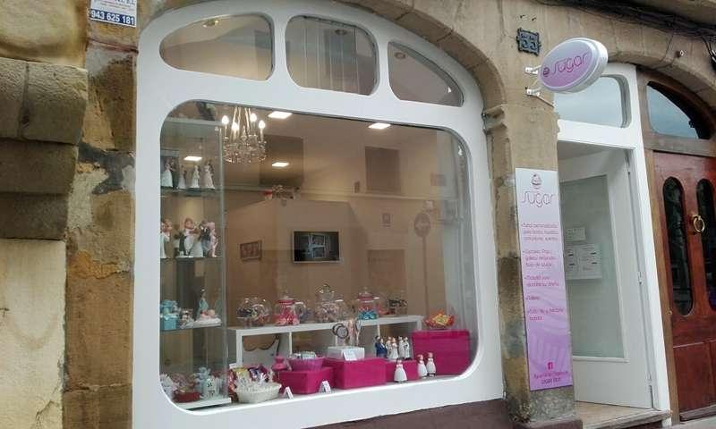 Sugar, repostería creativa con cafetería en Irun