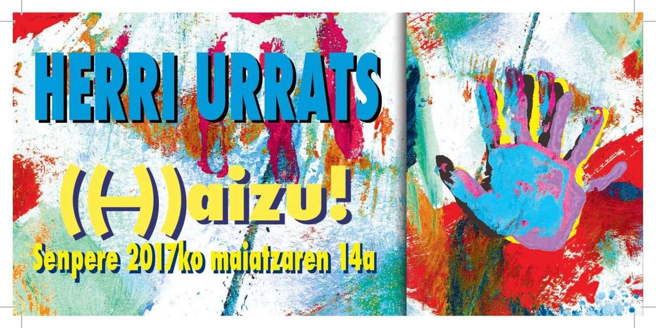 Herri Urrats 2017, este domingo 14 de mayo en Senpere