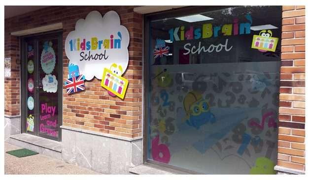 Summer Camp en KidsBrain School Irun