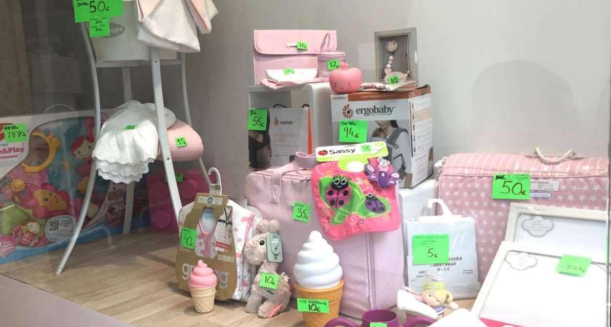 Grandes ofertas de ropa y puericultura en Pequeños Ratones
