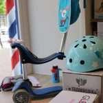 Globber, patinete evolutivo, un juguete de largo recorrido