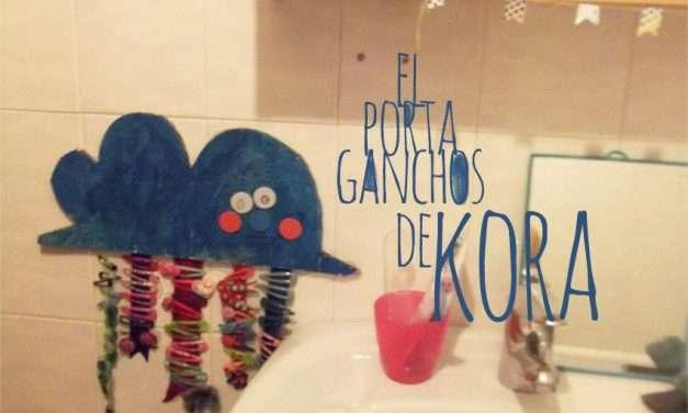 MANUALIDAD_PORTAGANCHOS_ESKULANA #10 CON ANANA ART