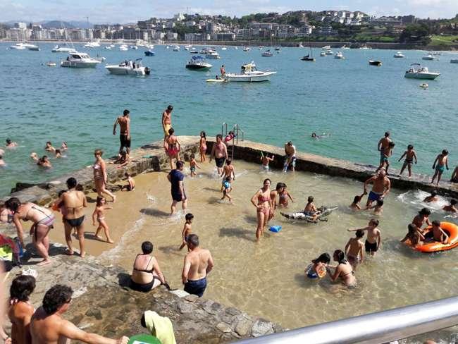 isla Samta Clara_ Donostia-San Sebastian