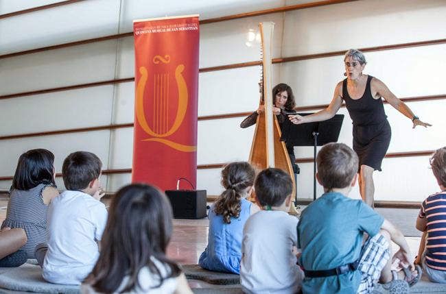 KantuKontari_78 quincena musical de San Sebastian_quincena infantil_Donostia_San Sebastián