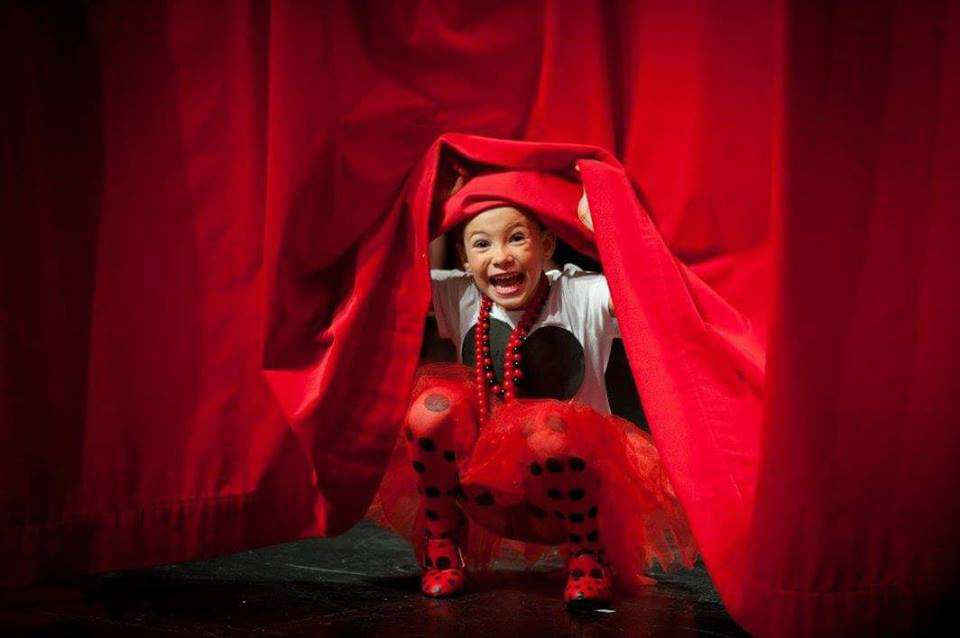 Teatro para niños en Pauso-K Dance Studio