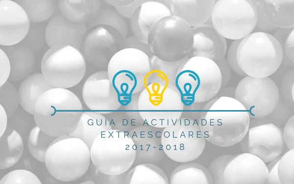 Guía de extraescolares 2017-2018