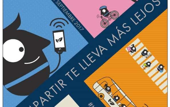 Semana europea de la Movilidad en Irun: actividades para familias