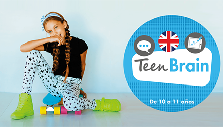 TeenBrain en KidsBrain School Irun