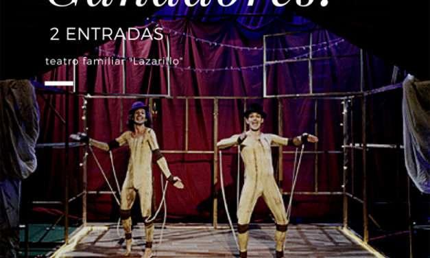 """Ganadores de 2 entradas para el teatro familiar """"Lazarillo"""""""