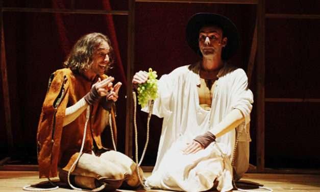 "Teatro familiar en Irun ""Lazarillo"" con sorteo de entradas"