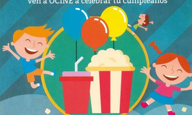 Cine y Cumpleaños en el Centro Comercial Mendibil Irun