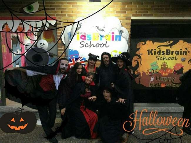 halloween party-kidsbrain school-Irun