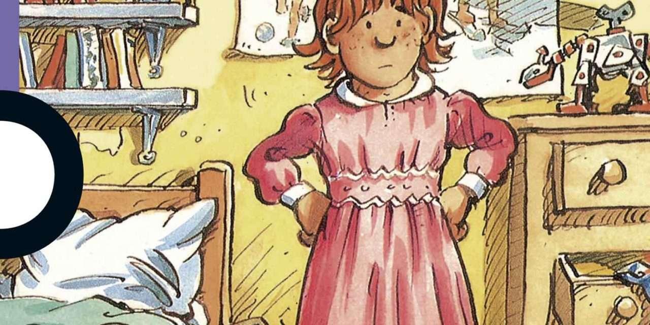 Leyendo en familia: ANNE FINE