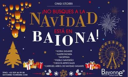 Navidad en Baiona 2017