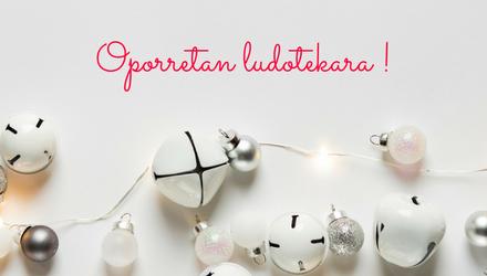 ¿ Buscando una ludoteca de navidad en Hondarribia y/o Irun ?