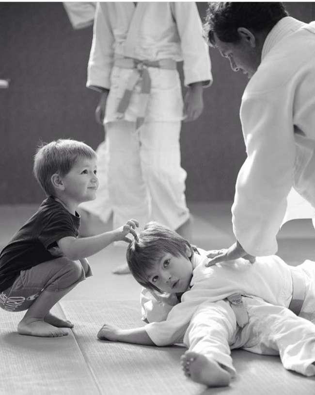 ludoteca-Navidad-club de judo bokken-Hondarribia