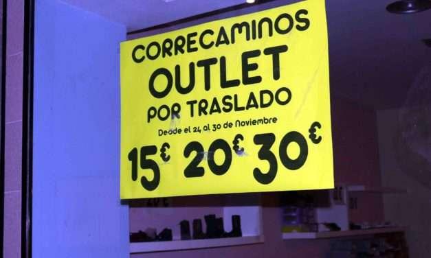 Outlet de calzado infantil en la zapatería Correcaminos de Irun