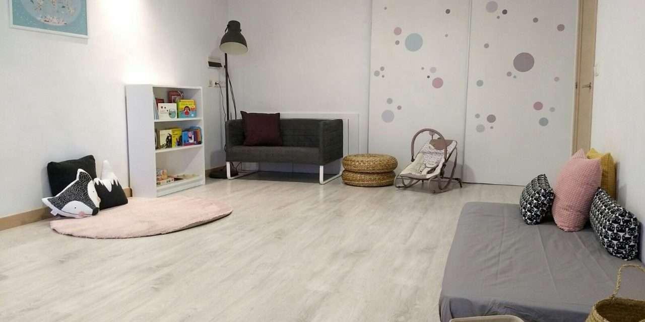 Kometa eta Sagutxoa, el nuevo espacio de ocio familiar compartido en Irun