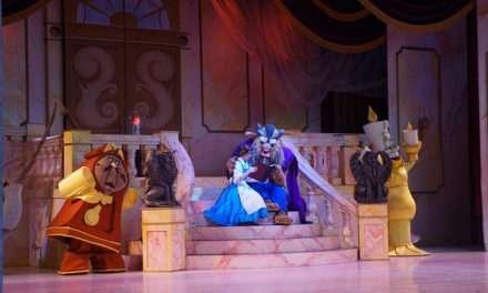"""El musical familiar """"la Bella y la Bestia"""" estas navidades en Ficoba Irun"""